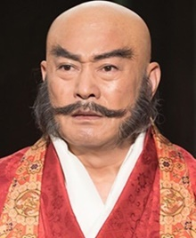 武田信玄(たけだしんげん)役