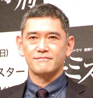 井伊直盛役の杉本哲太